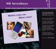 Der Verein NO loverboys ist Ansprechpartner für Opfer und Eltern bei Zwangsprostitution von Kindern